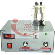 PRECISION & DIGITAL MELTING POINT APPARATUS