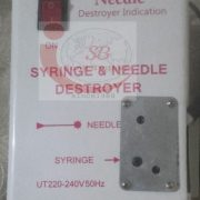 Syringe Destroyer