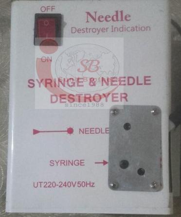 Syringe Destroyer