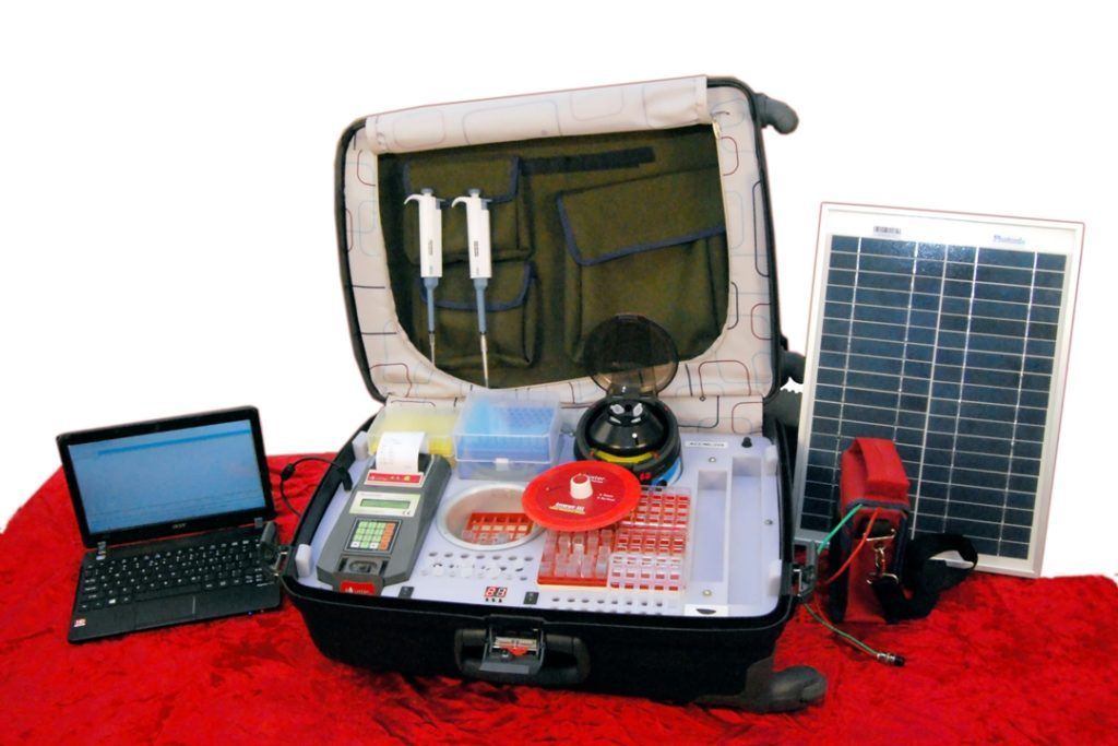 Portable Foaldable mobile lab